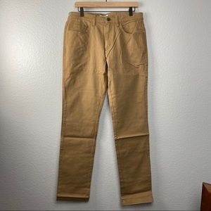 NWOT Goodthreads Men's Slim-Fit Pocketed Pants